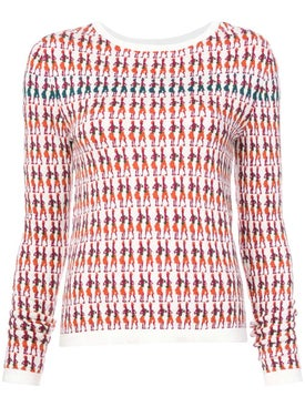 Barrie - Round Neck Pullover - Women