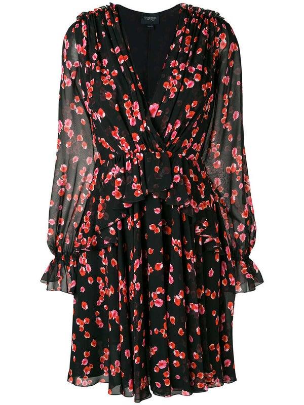 6d9b0b716e ruffled dress