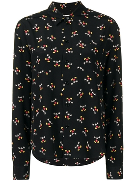Mickey all-over print shirt BLACK