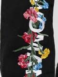 Off-white - Floral High-waist Jeans - Women