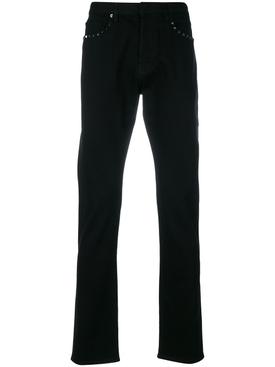 slim-fit Rockstud jeans
