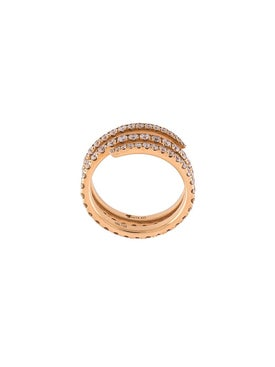 Anita Ko - Coil Diamond Ring - Women