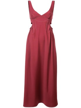 Ellery - Bustier Midi Dress - Women