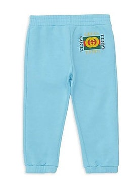 Gucci Kids - Logo Sweatpants - Boys