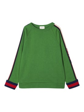 Gucci Kids - Logo Pullover Sweater - Women
