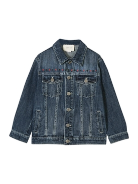 Magic gucci jean jacket BLUE