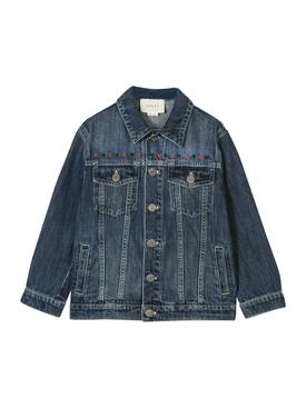 Magic gucci jean jacket