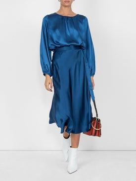 Ines De La Fressange - Aria Blouse - Long Sleeved