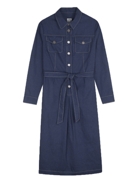 Ines De La Fressange - Vita Dress Blue - Women