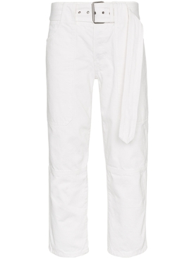 PSWL belted utility denim pant