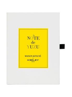Heeley Parfums - Maison Kitsune X Heeley Note De Yuzu - Women