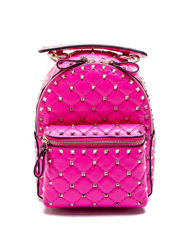 2883853ba3 Valentino - Rockstud Spike Mini Backpack - Women