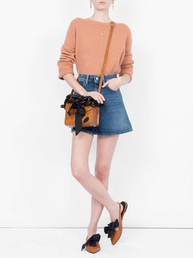 Acne Studios - Mini Denim Skirt - Women
