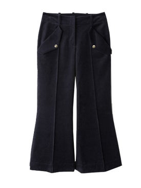 Acne Studios - Cropped Flared Trousers - Women