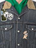 Gucci - Gucci Logo Denim Jacket - Men