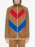 Gucci - Gg Technical Jersey Jacket - Men
