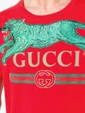 Gucci - Tiger Logo T-shirt - Men
