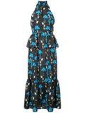 Borgo De Nor - Jasmine Floral Dress Black - Women