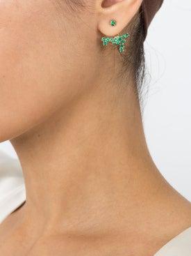 Anita Ko - Emerald Ear Cluster - Women