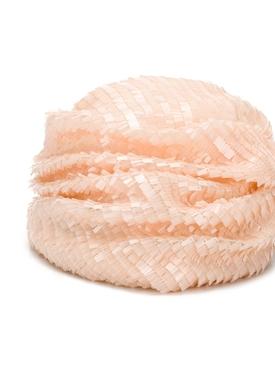 Pink Sequin Hiromi Turban