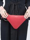 Sara Battaglia - Triangle Clutch - Women