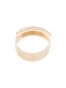 Azlee - Twilight Baguette Diamond Band - Women