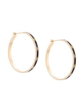 Azlee - Night Sky Hoops - Women