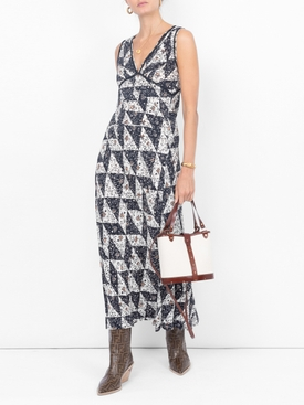 evening slip dress