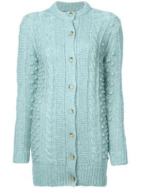 Alexachung - Cable Knit Cardigan - Women