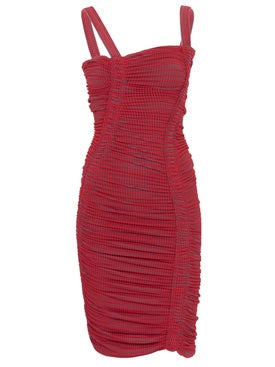Atlein - Ruched Dress - Women