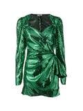 Attico - Sequin Mini Dress - Women