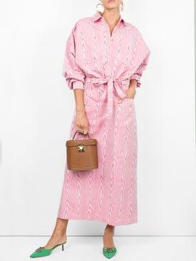 Attico - Tie Waist Shirt Dress - Women