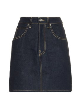 Eve Denim - Raw Denim Tallulah Skirt - Women