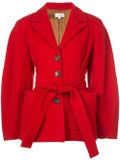 Isa Arfen - Belted Fitted Coat - Women