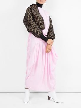 batwing maxi dress