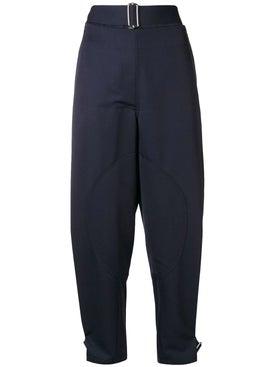 J.w. Anderson - Folded Front Utility Trousers - Women