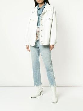 Natasha Zinko - Double Collar Denim Jacket - Women