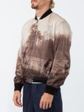 Oamc - Postcard Print Bomber Jacket - Men