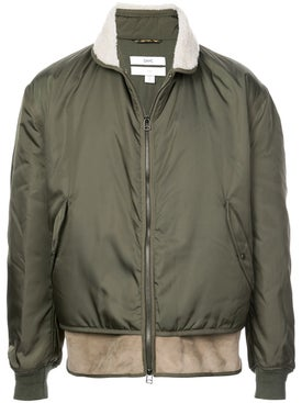 Oamc - Shearling Collar Bomber - Men