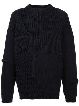 Oamc - Prisma Jumper Black - Men