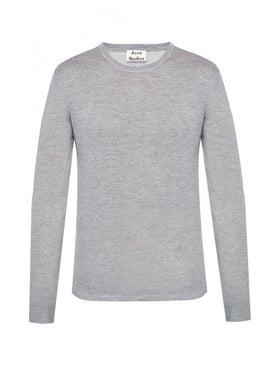 Acne Studios - Nipo Crew-neck Wool Sweater - Men