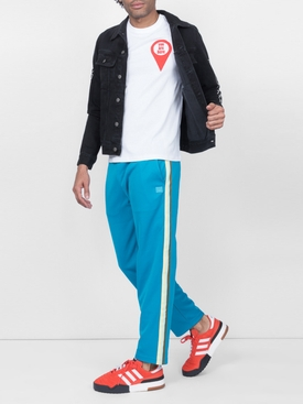 Norwich Face track pants TEAL