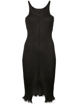 Split tank dress