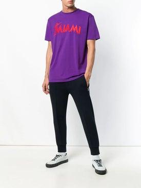 Marcelo Burlon County Of Milan - Marcelo Burlon X Miami Marlins Tee Shirt - Men