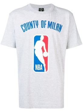 Marcelo Burlon County Of Milan - Marcelo Burlon X Nba Printed T-shirt - Men