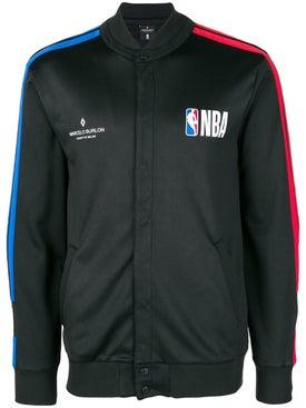 Marcelo Burlon County Of Milan - Marcelo Burlon X Nba Varsity Jacket - Men