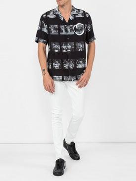 Saint Laurent - Andy Sneakers Black - Men