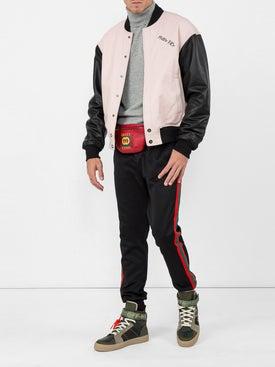 Rochambeau - Mud'r Fk'r Leather Jacket - Men