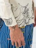 Rochambeau - Pocket Button Down Shirt - Men