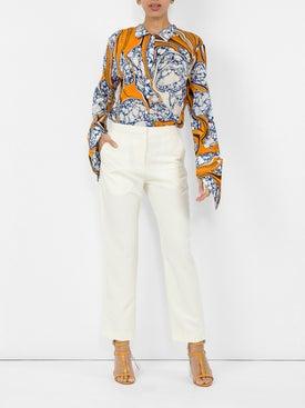 Rosie Assoulin - Printed Shirt - Women